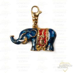 charme elefante dorato
