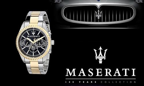 Maserati Orologi