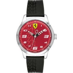 Orologio uomo Scuderia Ferrari Pitlane FER0840021ll'acqua di 3 atm.