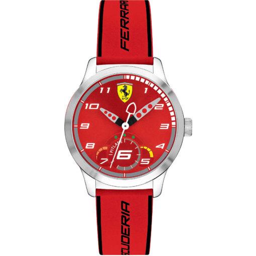 Orologio uomo Scuderia Ferrari Pitlane FER0860004