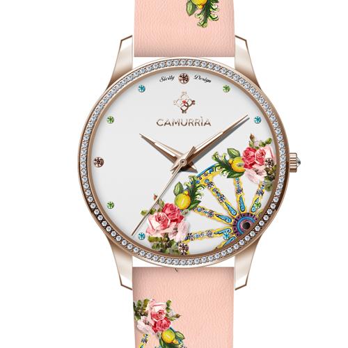 Orologio donna A Rosa Camurria