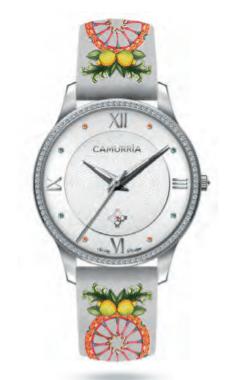 Orologio donna A rota Camurria
