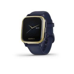 Smartwatch Garmin Venus SQ Music Edition Navy Light Gold 010-02426-12